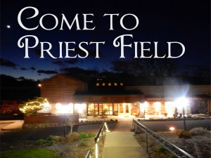 Come to Priest Field